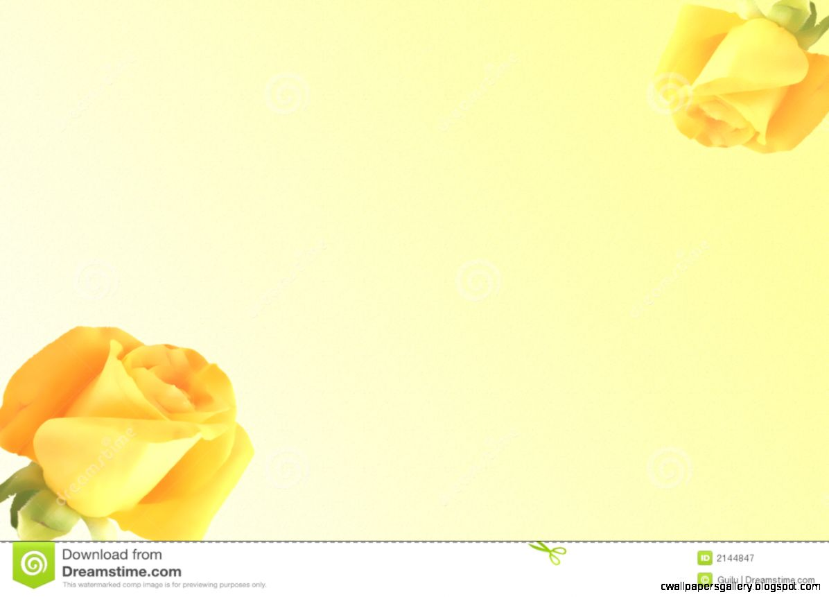 Yellow Roses Background Stock Images   Image 29525104