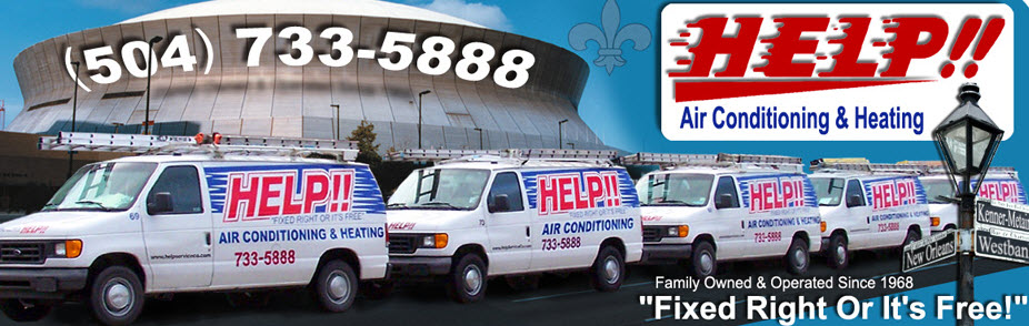 Help!! HVAC & New Orleans Blog