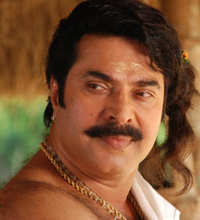 Mammootty traditional look