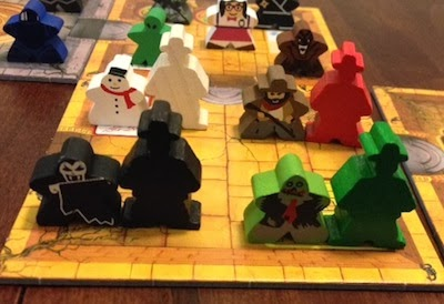 Escape game meeple comparison