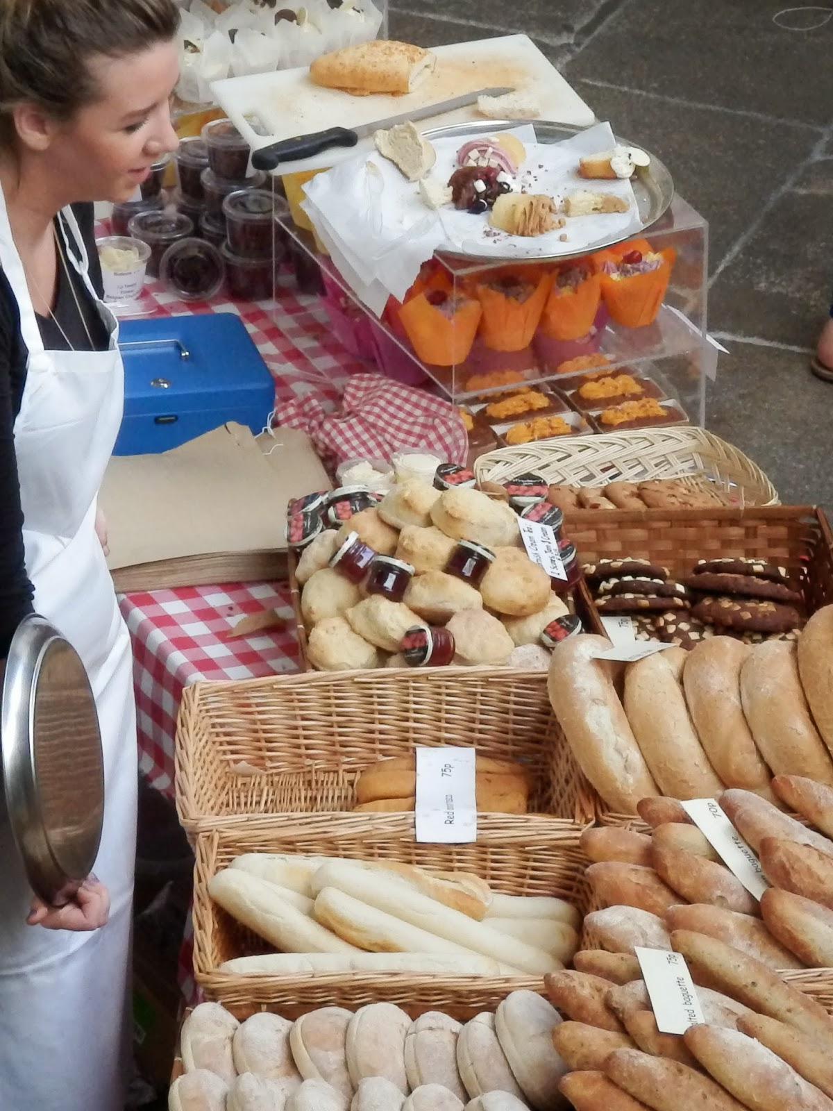 Artisan bread, Cornwall