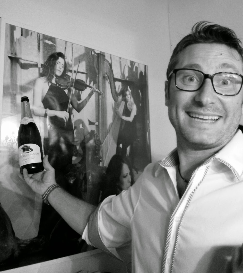 Andrea Carlini named Tenuta Carlini Brut in honor of his wife