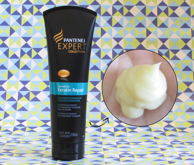 Pantene, Expert Advanced, Keratin Repair, Resenha