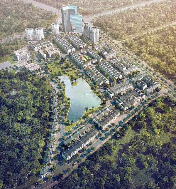 Khu đô thị Xuân Phương