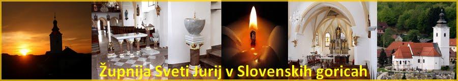 Oznanila župnije Sv. Jurij