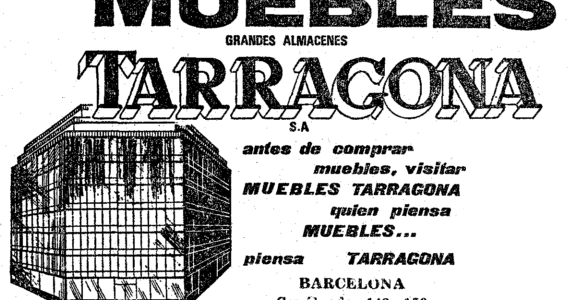 Barcelof lia grandes almacenes muebles tarragona for Muebles de oficina tarragona