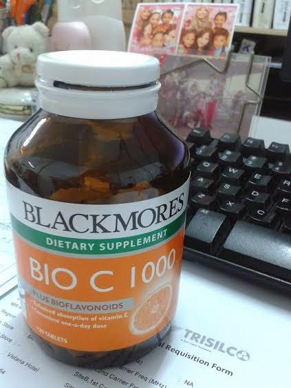 Vitamin C (Tips Putihkan Kulit)