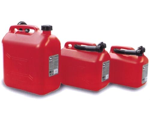 Numero de homologacion garrafas de gasolina