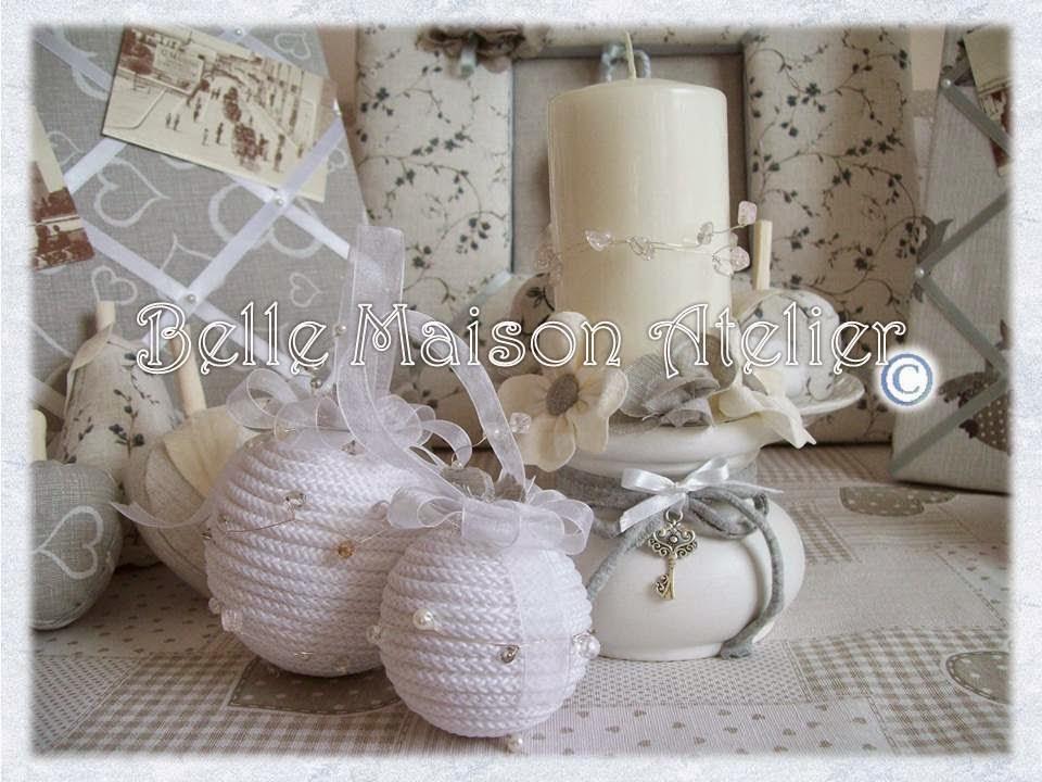 Belle maison: decorazioni di natale  cadeau natalizio 2014