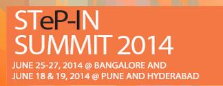 STeP-IN Summit 2014 _ Hyderabad