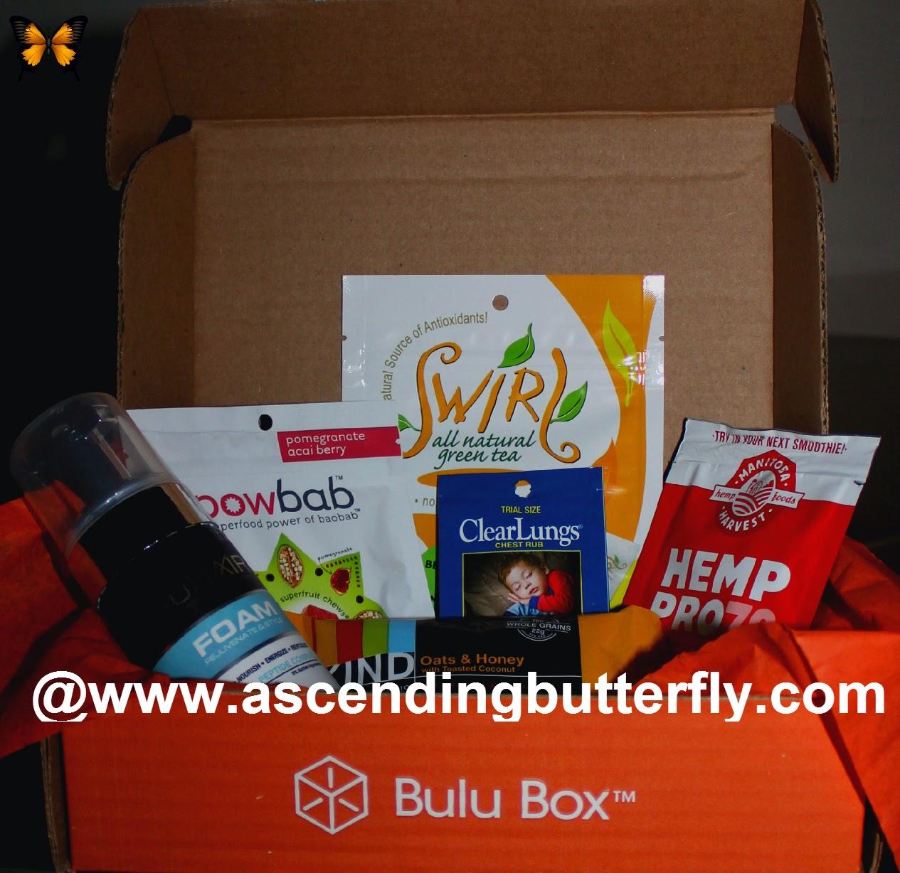 September 2014 Bulu Box