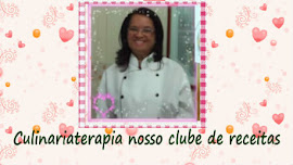 Culinariaterapia nosso clube