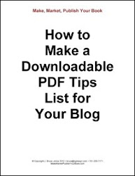 Tips List for Hosting a PDF