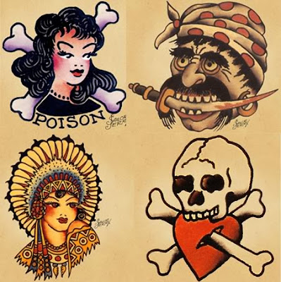 Fotos de Tattoos Old School
