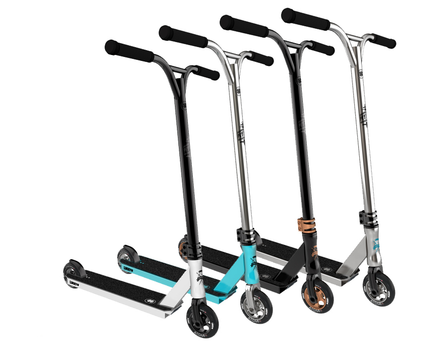 Lucky Scooters Prospect
