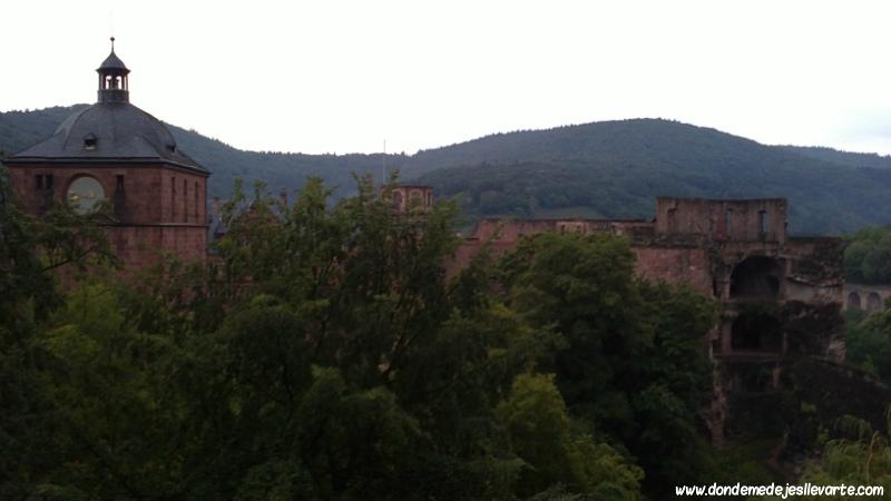 Heidelberg Scholss