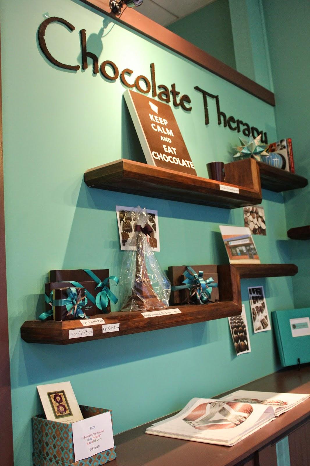 Chocolate Therapy, Dedham, Mass.