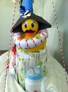 Nautical by Nature: Nautical Baby Shower