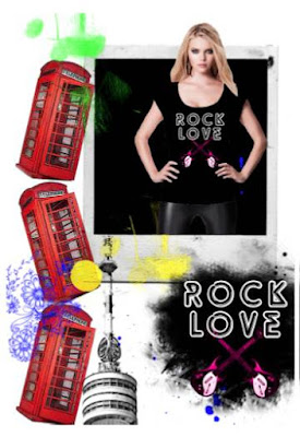 Alternative 7 Rock love tee