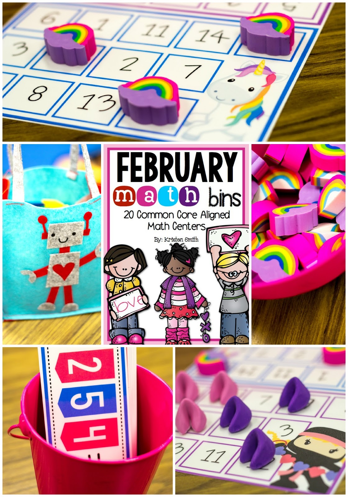 A Day in First Grade | Loving Math {how I set up my math block}