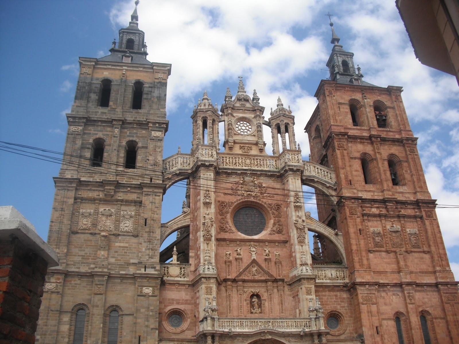 Catedral León, catedral de burgos, catedral de pamplona, ... - ThingLink