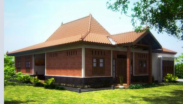 Rumah Joglo Untuk Rumah Tinggal