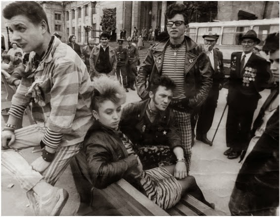 Punks na União Soviética