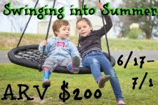 Swinging Summer