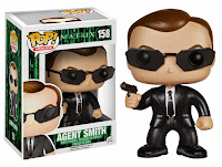 Funko Pop! Agent Smith