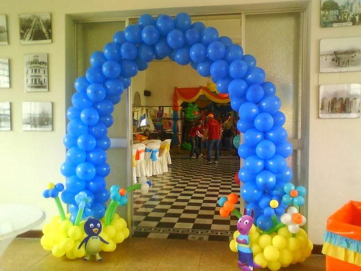 Cómo Decorar con Globos en Fiestass