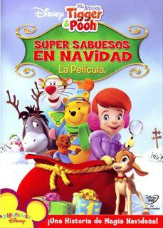 Mis Amigos Tigger y Pooh: La Navidad de los Super Detectives – DVDRIP LATINO