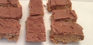 chocolate peanut butter candy bar recipe