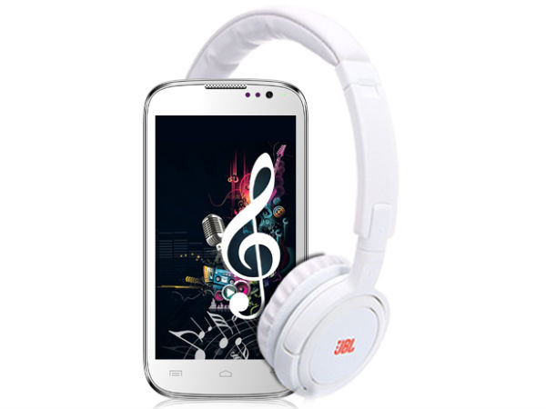 Micromax A88 Canvas Music Specs & Price in India