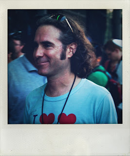 Ken Weinstein at Bonnaroo