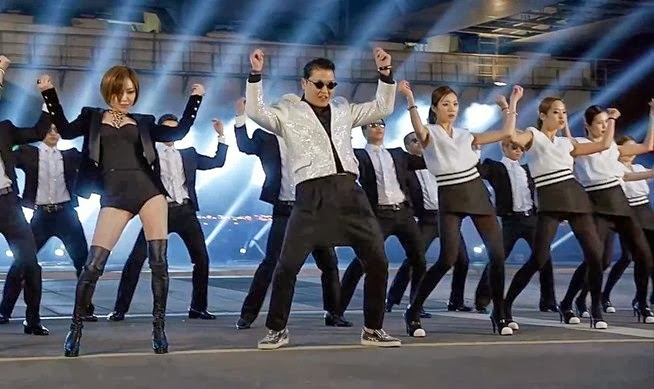Pop dance moves teens