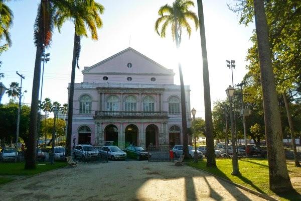 Teatro Santa Isabel em Recife