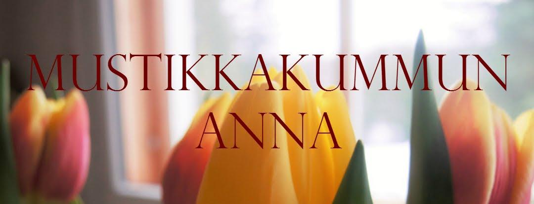 Mustikkakummun Anna