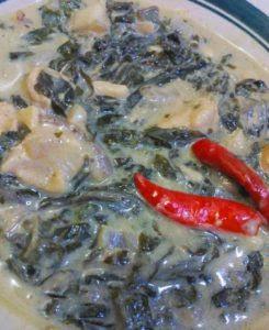 Filipino Dish, Sauce