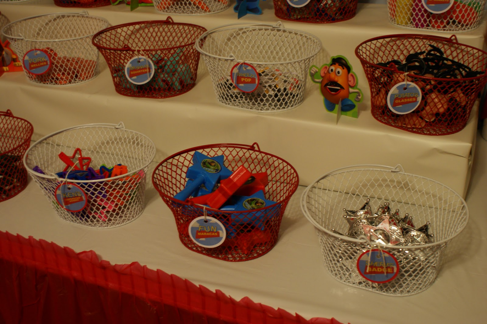 Games To Play At Toy Story Birthday Party : Pin by denise ollanketo on atm toy story
