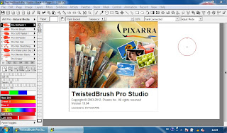 Pixarra TwistedBrush Pro Studio 19.04 Full Version Incl Keygen