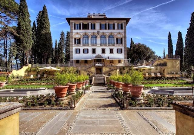 Hotel Salviatino en Florencia