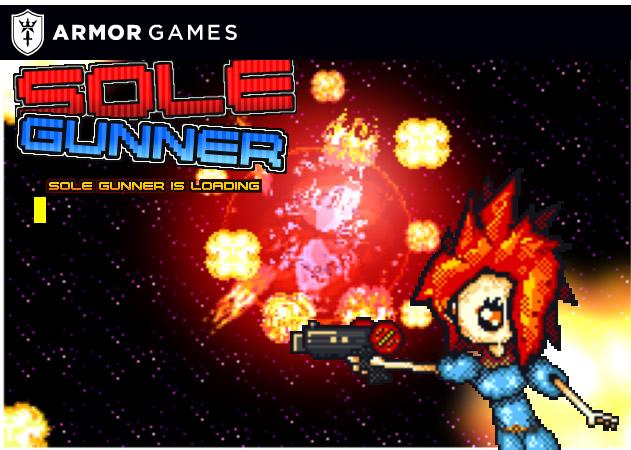Armor Game : Sole Gunner