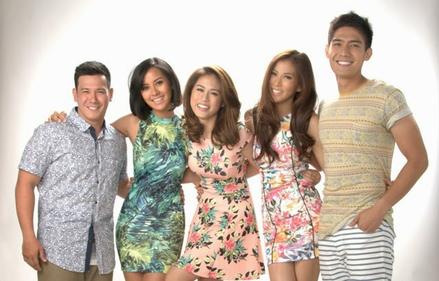 PBB All in to be hosted by Toni and Alex Gonzaga, Bianca Gonzales, Robi Domingo and John Prats