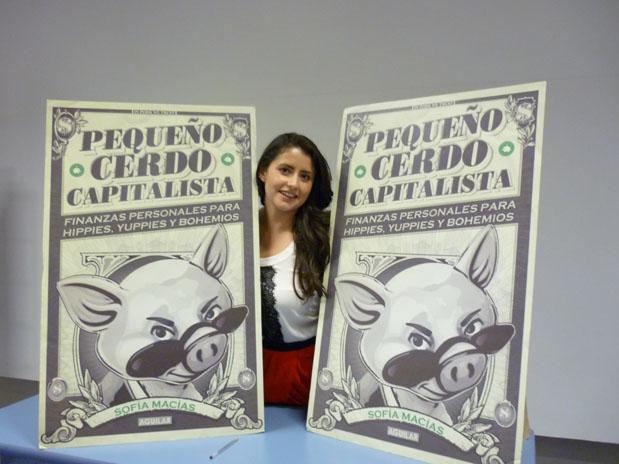 Pequeño cerdo capitalista - Sofía Macías