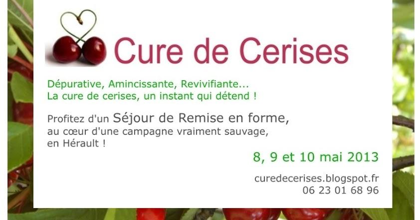 Santé nature: Cure de cerises