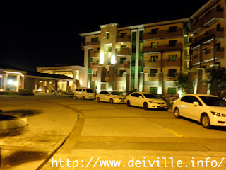 Widus Resort At Night 2