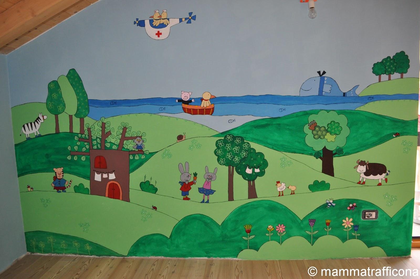 Decorazione Camerette Per Bambini : Decorare cameretta per bambini ...