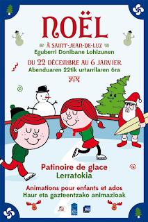 Noël 2012 à Saint-Jean-de-Luz pays basque