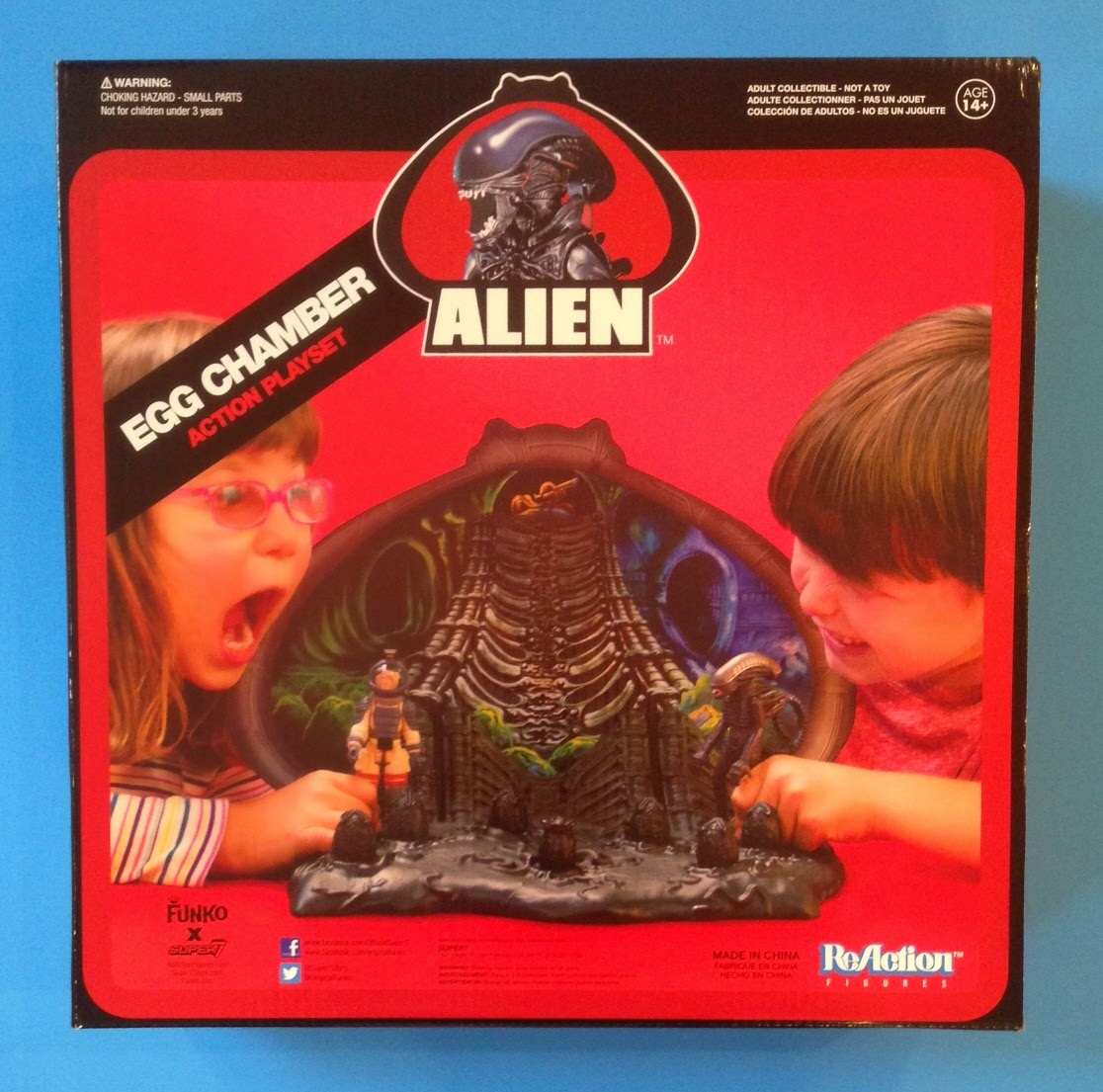 alien egg toy how to look after