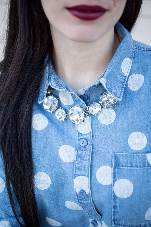 Jewels and Polka Dots
